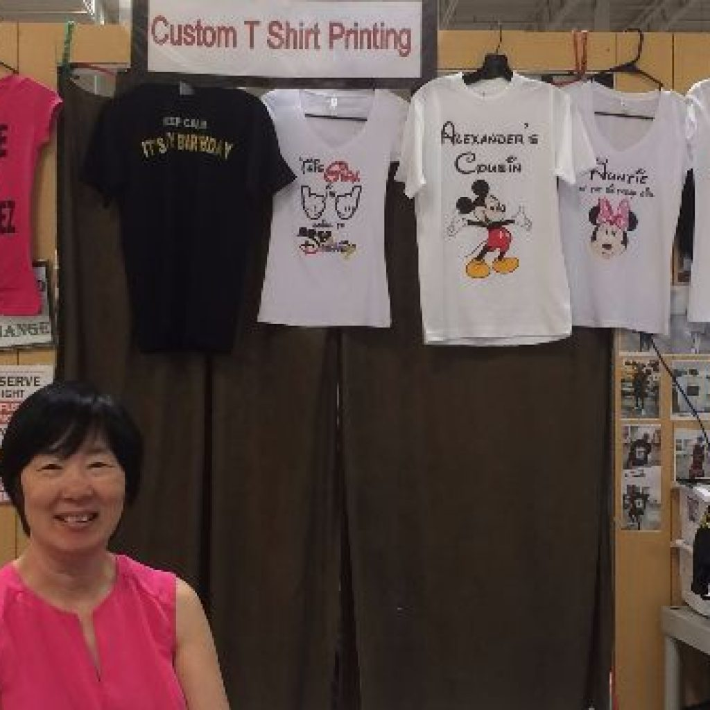 Customize it shopsmart sacramento for Custom t shirts sacramento